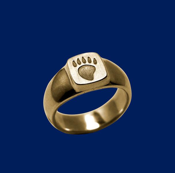 Kultainen kantasormus miehelle dc40e54328